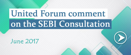 United Forum comment on the SEBI Consultation Paper � June 2017