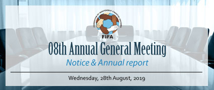 AGM notice and Annual Report 2019