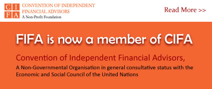 FIFA is now a member of CIFA