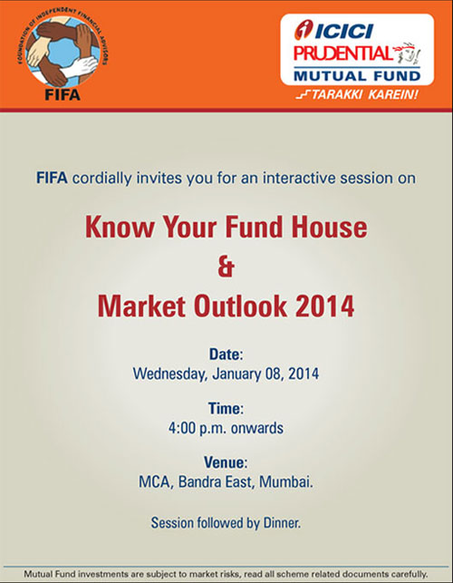 ICICI MF Event Baner