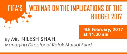 Webinar on the implications of the Budget 2017